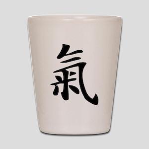 Chi or Qi Shot Glass