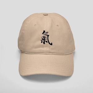 Chi or Qi Cap