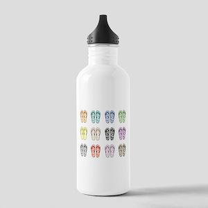 Flippin' Flops Stainless Water Bottle 1.0L