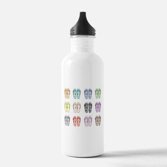 Flippin' Flops Water Bottle