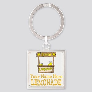 Lemonade Stand Keychains