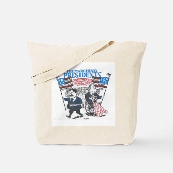 2002 Roosevelts Tote Bag