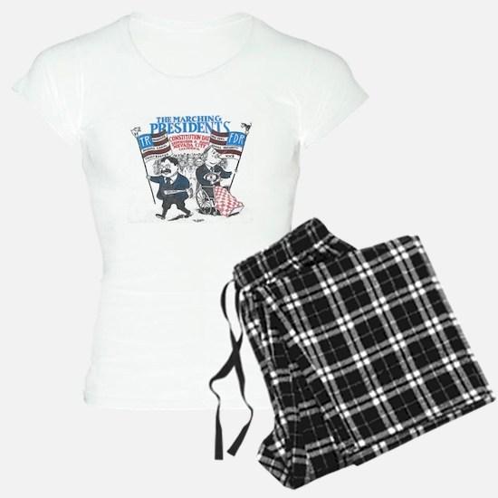 2002 Roosevelts Pajamas