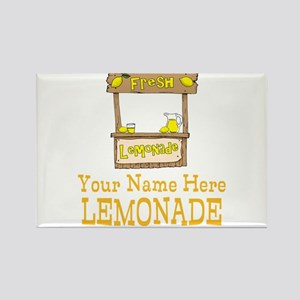 Lemonade Stand Magnets