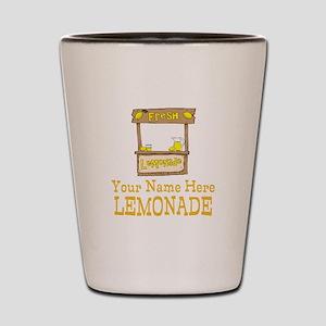 Lemonade Stand Shot Glass