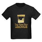 Lemonade stand Kids T-shirts (Dark)