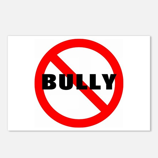 No Bully Postcards (Package of 8)