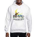 Moosechick Notes Hooded Sweatshirt