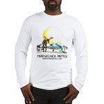 Moosechick Notes Long Sleeve T-Shirt