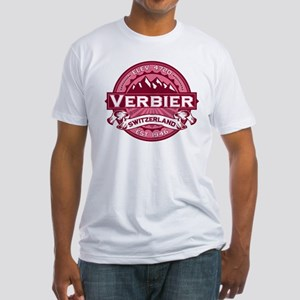 Verbier Honeysuckle Fitted T-Shirt