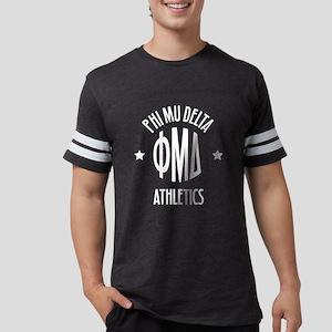 Phi Mu Delta Athletics Mens Football Shirt