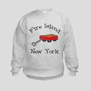 Fire Island Kids Sweatshirt