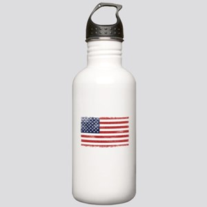US flag vintage Stainless Water Bottle 1.0L