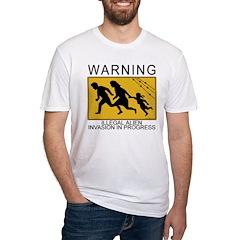 Illegal Invasion Warning Shirt