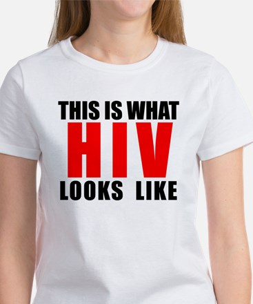 HIV.png Women's T-Shirt