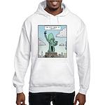 The Stat-shoe of Liberty Hooded Sweatshirt