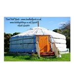 Toad Hall Yurt Postcards (Package of 8)