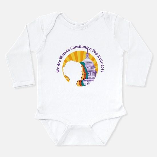 Commemorative Long Sleeve Infant Bodysuit