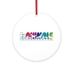 Franimals Ornament (Round)