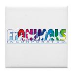 Franimals Tile Coaster
