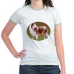 Franimals Jr. Ringer T-Shirt