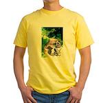 Franimals Yellow T-Shirt