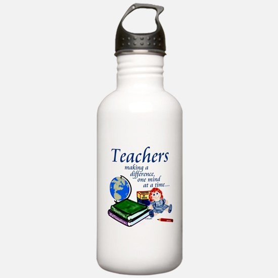 Teachers Making a Difference Water Bottle