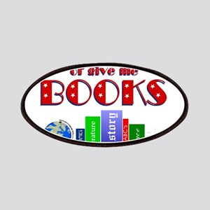 Liberty or Books Patches
