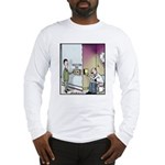Suggestion Box Toilet paper Long Sleeve T-Shirt