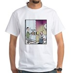 Suggestion Box Toilet paper White T-Shirt