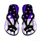 Cat Flip Flops