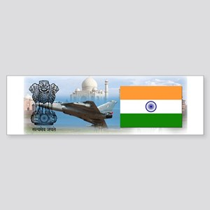 India Sticker (Bumper)