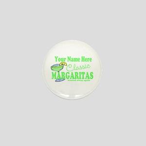 Classic Margaritas Mini Button
