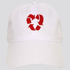 Recycled Heart Cap