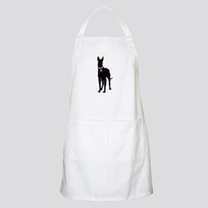 Great Dane Breast Cancer Supp Apron