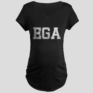 EGA, Vintage, Maternity Dark T-Shirt