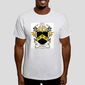 Van Essen Coat of Arms Ash Grey T-Shirt