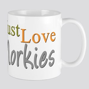 MUST LOVE Morkies Mug
