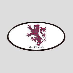 Lion-MacKintosh Patch