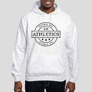 Sigma Nu Athletics Personalized Hooded Sweatshirt