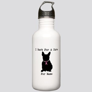 French Bulldog Personalizable I Bark For A Cure St