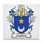 Engelberts Coat of Arms Tile Coaster