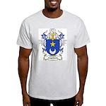 Engelberts Coat of Arms Ash Grey T-Shirt