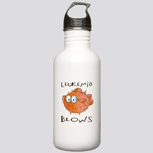 Leukemia Blows Stainless Water Bottle 1.0L