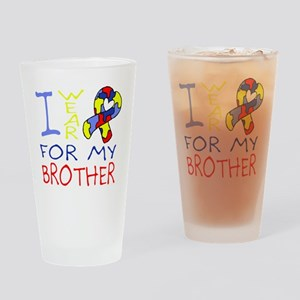 For my brother Drinking Glass