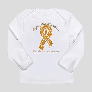 Leukemia Awareness Long Sleeve Infant T-Shirt