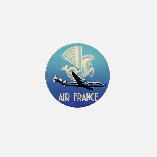 Cute Air transportation Mini Button