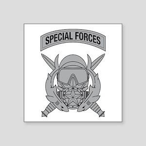 Combat Diver 2.0 Supervisor- W TAB Sticker