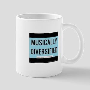 Musically Diversified Logo 2 Mug