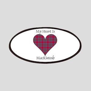 Heart-MacKintosh Patch